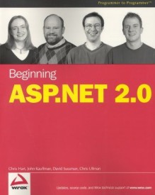 Beginning ASP.NET 2.0 (Programmer to Programmer) (English) (Paperback)