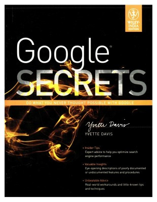 Buy Google Secrets: Book