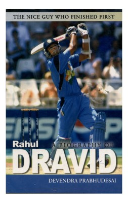 Buy A Biography Of Rahul Dravid: Book