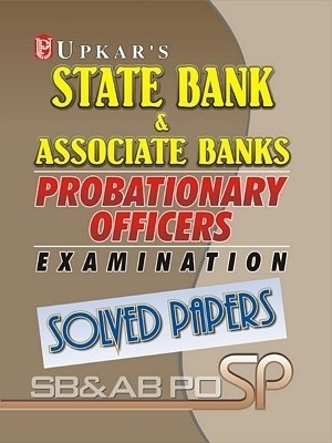 SB&ABPOSP State Bank and Associate Banks Probationary Officers Examination: Solved Papers 1st Edition price comparison at Flipkart, Amazon, Crossword, Uread, Bookadda, Landmark, Homeshop18