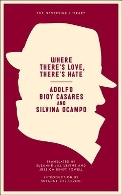 Buy Where There's Love, There's Hate: Book