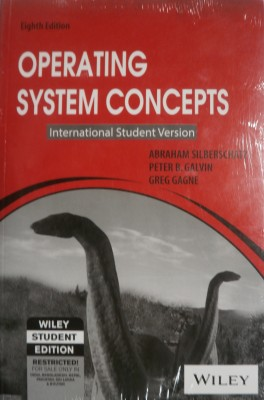 Buy Operating System Concepts (English) 8th  Edition: Book