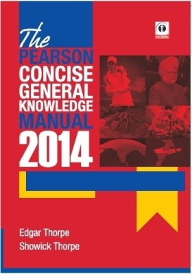 Buy The Pearson Concise General Knowledge Manual - 2014: Book