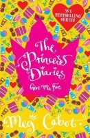 PRINCESS DIARIES-GIVE ME FIVE (English): Book