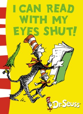 Buy I Can Read with My Eyes Shut! (English): Book