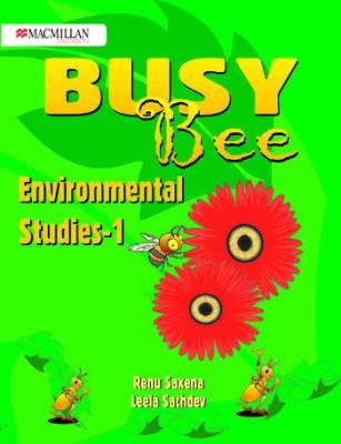 Busy Bee Environmental Studies (Book - 1) 1st Edition price comparison at Flipkart, Amazon, Crossword, Uread, Bookadda, Landmark, Homeshop18