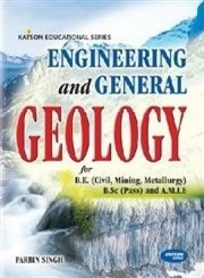 Buy Engineering and General Geology (English): Book