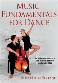 Music Fundamentals for Dance (English) (Paperback)