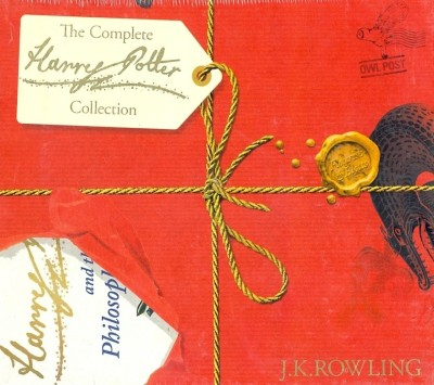 Buy The Complete Harry Potter Collection Box Set (Set of 7 Books) (English): Book