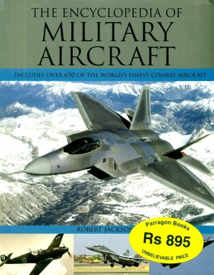Buy Encyclopedia of Military Aircraft (English): Book