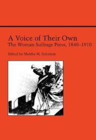 A Voice of Their Own (English) (Paperback)