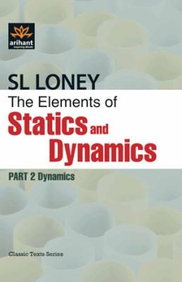 The Elements of Statics and Dynamics (Part- 2) price comparison at Flipkart, Amazon, Crossword, Uread, Bookadda, Landmark, Homeshop18