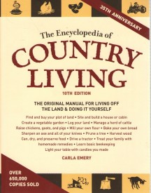 The Encyclopedia of Country Living, 10th Edition (English) (Paperback)