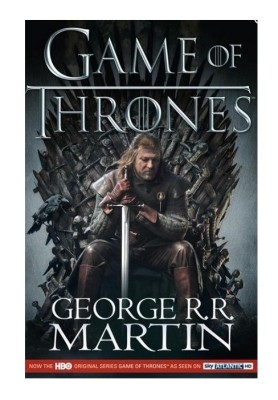 Buy Game of Thrones: A Song of Ice and Fire (Book - 1) by martin george r. r.|author;-English-HarperCollins Publisher-Paperback_Edition-TV tie-in ed (English): Book
