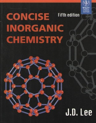 Concise Inorganic Chemistry (English) 5th  Edition price comparison at Flipkart, Amazon, Crossword, Uread, Bookadda, Landmark, Homeshop18