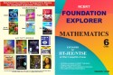 NCERT FOUNDATION EXPLORER MATHEMATICS FOR CLASS 6 (English): Book