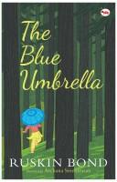 THE BLUE UMBRELLA (ILLUSTRATED) (English): Book