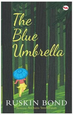 The Blue Umbrella price comparison at Flipkart, Amazon, Crossword, Uread, Bookadda, Landmark, Homeshop18