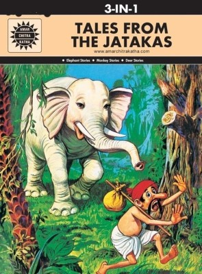 Tales From the Jatakas (3 in 1) price comparison at Flipkart, Amazon, Crossword, Uread, Bookadda, Landmark, Homeshop18