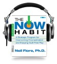 The Now Habit (English): Book