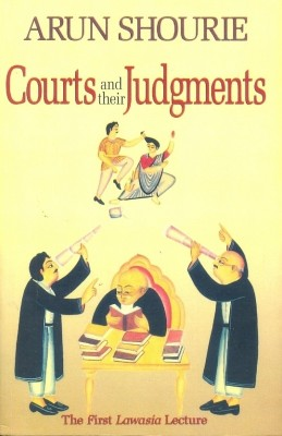 Buy COURTS AND THEIR JUDGMENTS 01 Edition: Book