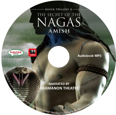 The Secret of the Nagas with 2 Disc