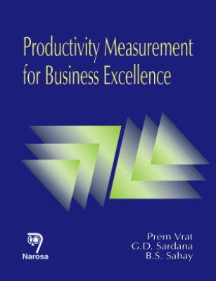 Productivity Measurement for Business Excellence (English) price comparison at Flipkart, Amazon, Crossword, Uread, Bookadda, Landmark, Homeshop18