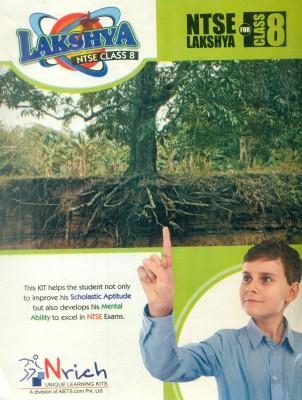 Buy Lakshya NTSE Boxset (Class - 8) (English) 2nd Edition: Book