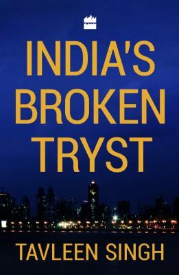 India's Broken Tryst (English) price comparison at Flipkart, Amazon, Crossword, Uread, Bookadda, Landmark, Homeshop18