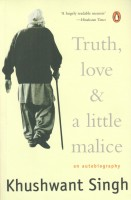 Truth, Love and a Little Malice (English): Book