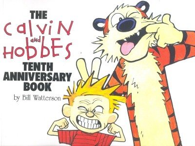 Buy Calvin & Hobbes:Tenth Anniversary Book: Book