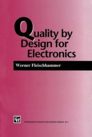 Quality by Design for Electronics (English) (Paperback)