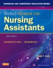 Workbook and Competency Evaluation Review for Mosby's Textbook for Nursing Assistants (English) 8th Edition (Paperback)