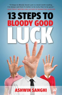 Compare 13 Steps to Bloody Good Luck (English) at Compare Hatke