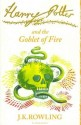 Harry Potter And The Goblet Of Fire (English): Book