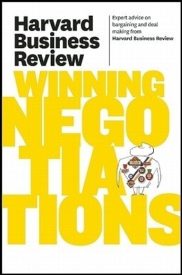 Buy HBR on winning negotiations (English): Book