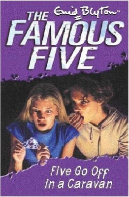 Buy Famous Five: 5: Five Go Off In A Caravan (English): Book