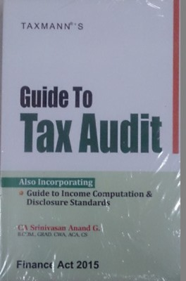 Book on Guide To Tax Audit 2015