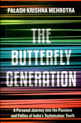 Buy The Butterfly Generation (English): Book