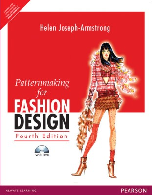 Patternmaking for Fashion Design and DVD Package ( With DVD ) 4th Edition