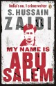 My Name is Abu Salem (English): Book
