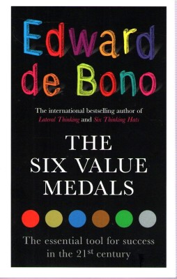 Buy The Six Value Medals illustrated edition Edition: Book
