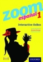 Zoom Espanol 1: Interactive OxBox CD-ROM (English): Book
