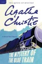 The Mystery of the Blue Train (English): Book