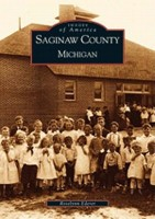 Saginaw County, Michigan (Images of America (Arcadia Publishing)) (English): Book