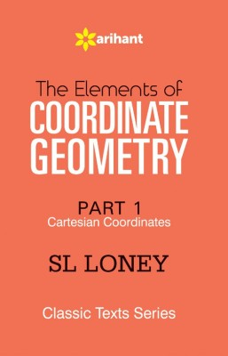 The Elements of COORDINATE GEOMETRY Cartesian Coordinates Part-1 (English) 5th  Edition price comparison at Flipkart, Amazon, Crossword, Uread, Bookadda, Landmark, Homeshop18