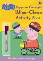 Peppa Pig: Peppa and George's Wipe-Clean Activity Book : Peppa and George's Wipe-clean Activity Book (English): Book