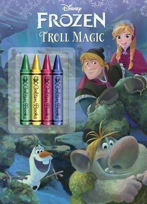 Frozen: Troll Magic [With 4 Chunky Crayons] price comparison at Flipkart, Amazon, Crossword, Uread, Bookadda, Landmark, Homeshop18