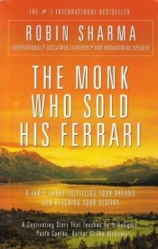 Buy The Monk Who Sold His Ferrari 1st Edition: Book