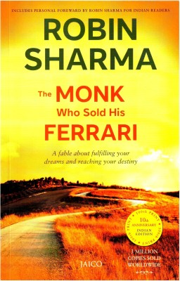 Buy The Monk Who Sold His Ferrari: Book